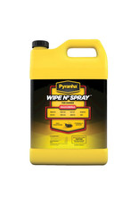 Pyranha Wipe N' Spray w Lanolin Yellow Bottle