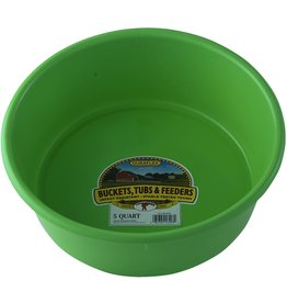 Plastic Pan Feeder 5 QT