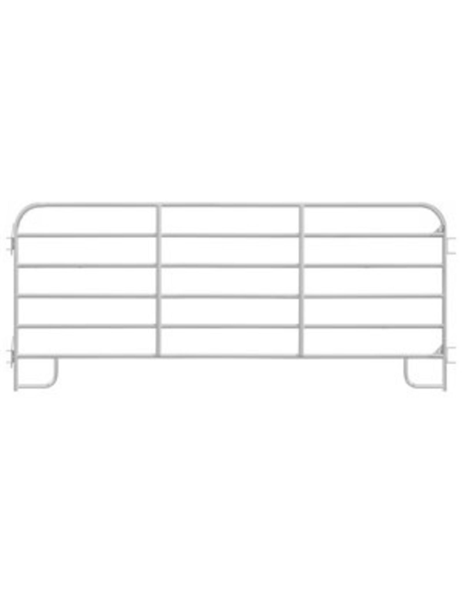 Galvanized Corral Panel, 12