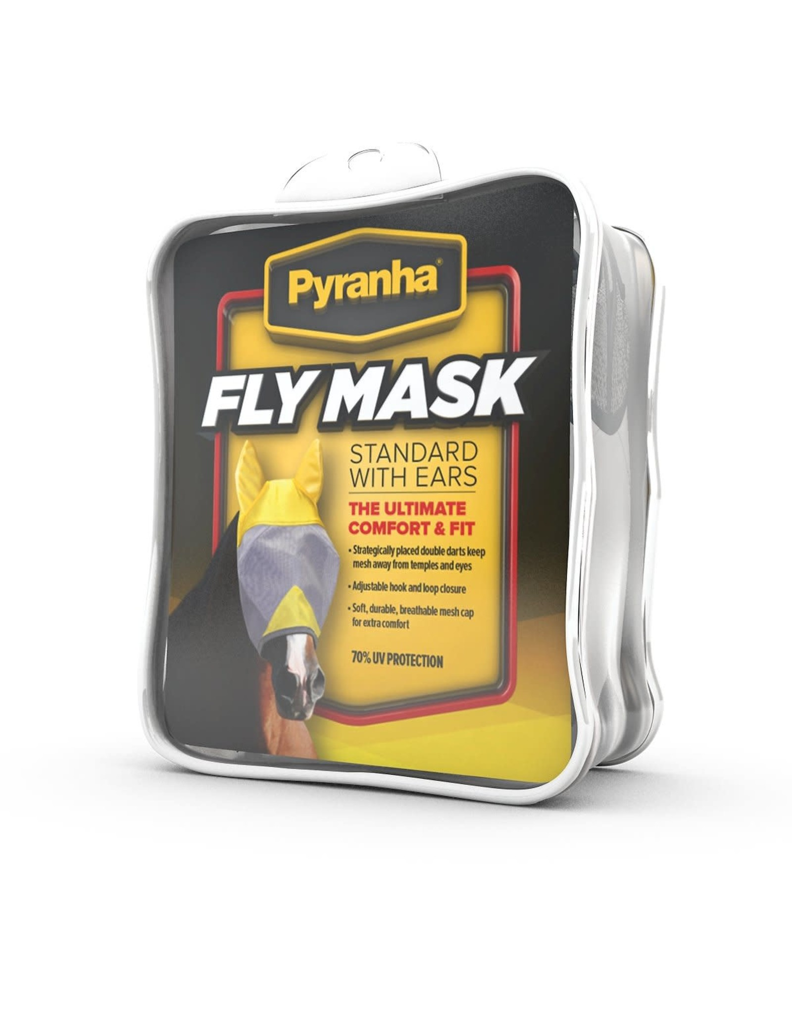 Pyranha Fly Mask w/ Ears