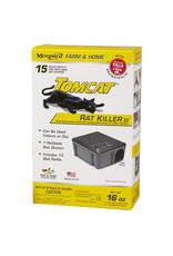Tomcat Rat Killer II Refillable  Bromethalin