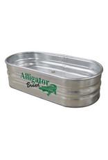 Galvanized Stock Water Tank 2x1x4