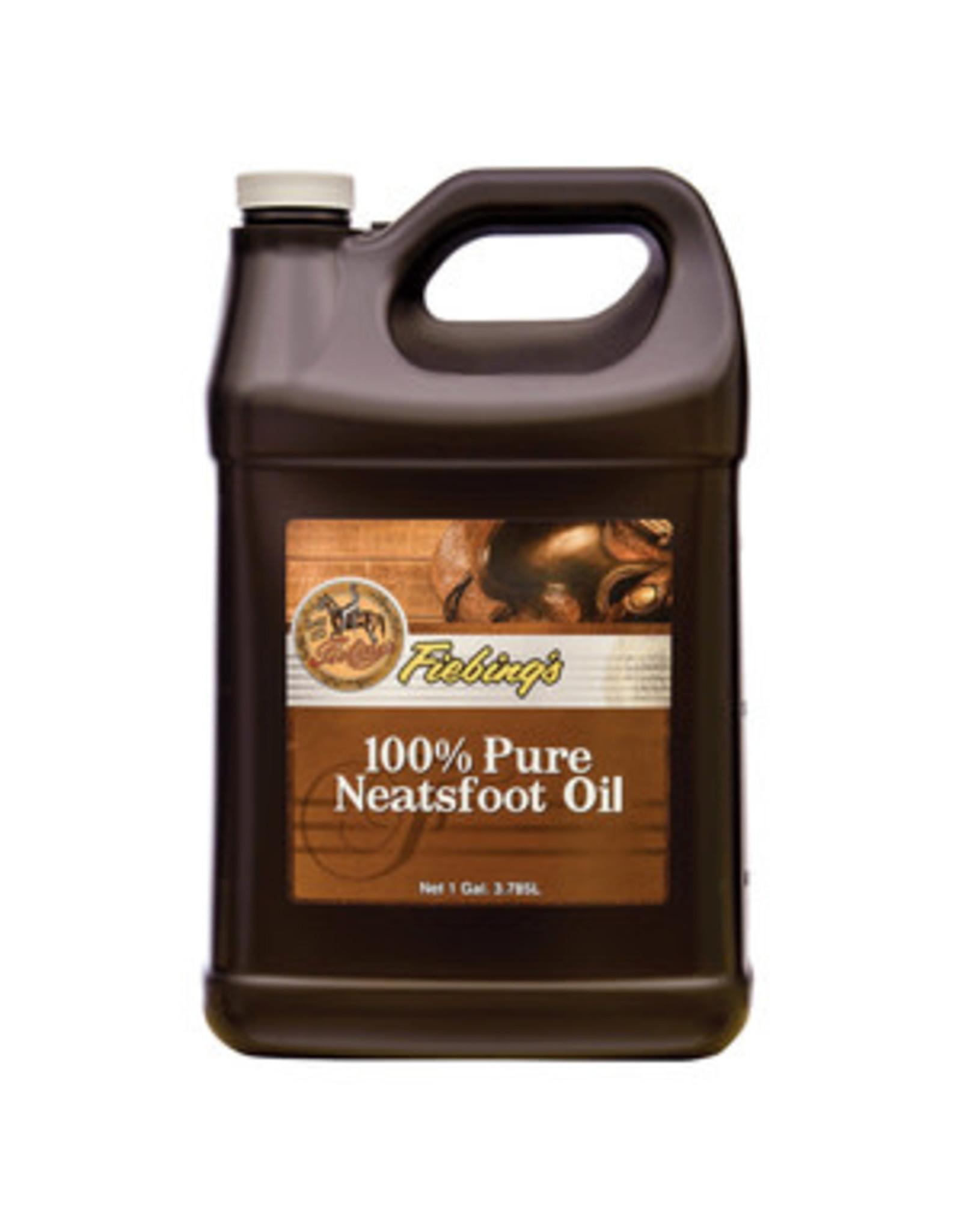 Fiebings Neatsfoot Oil Gallon