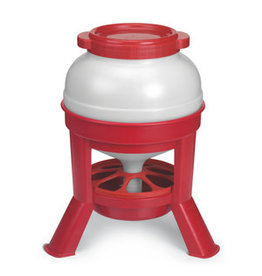 Feeder Poultry w/dome 35lbs