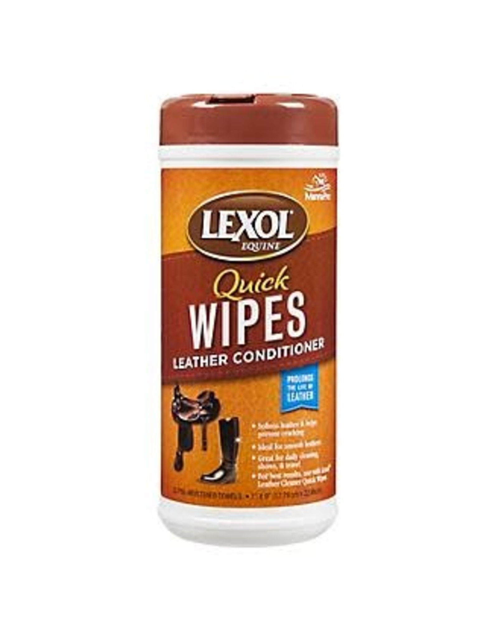Lexol Leather Conditioner Wipes
