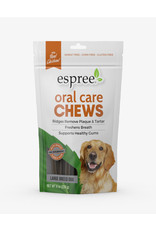 Oral Care Chews Lg Dog