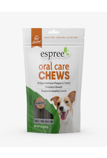 Oral care Chews sm/med dogs