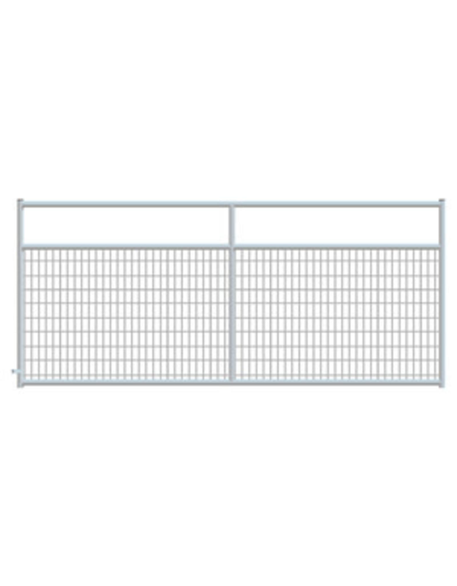 Gate, 2x4 Wire Fill 10'