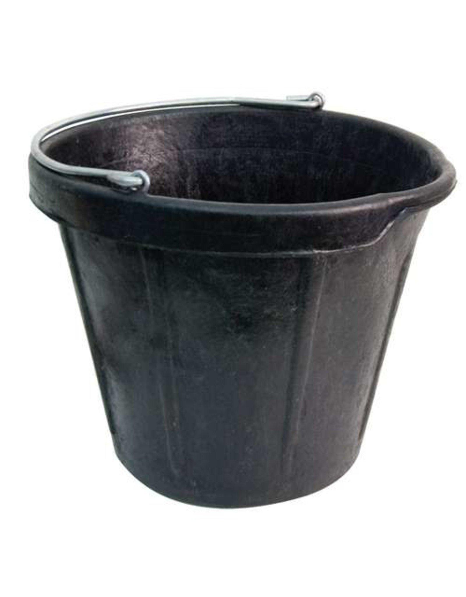 Rubber Bucket 18qt