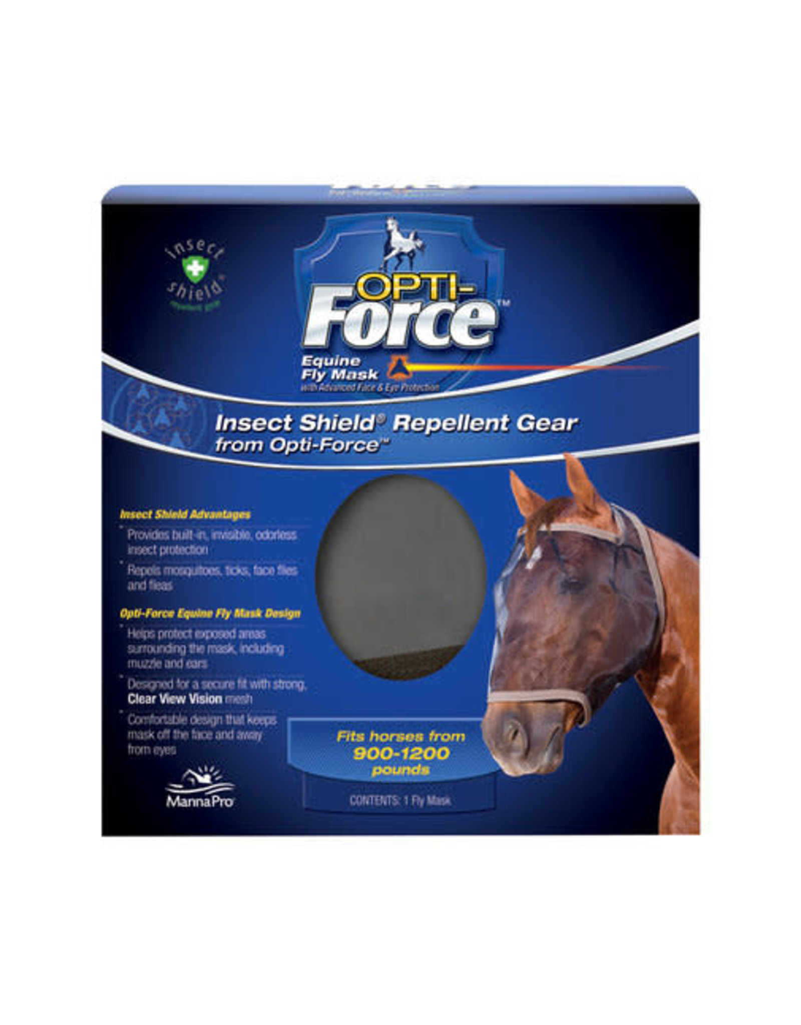 Opti-Force Fly mask
