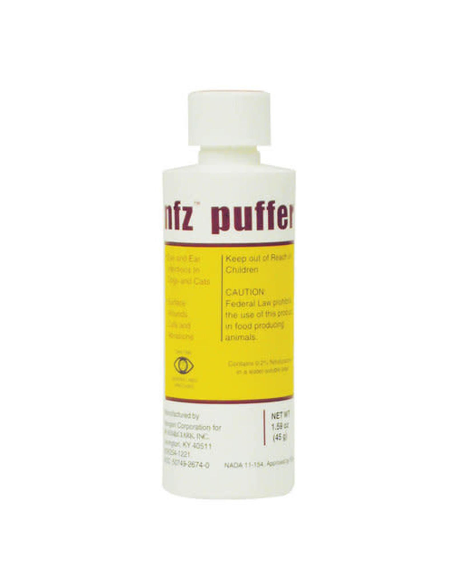 NFZ (Nitrofurazone) Puffer