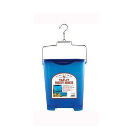 Tap It Poultry Drinker 4 Gallon