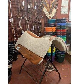Iconoclast Saddle Pad Tan