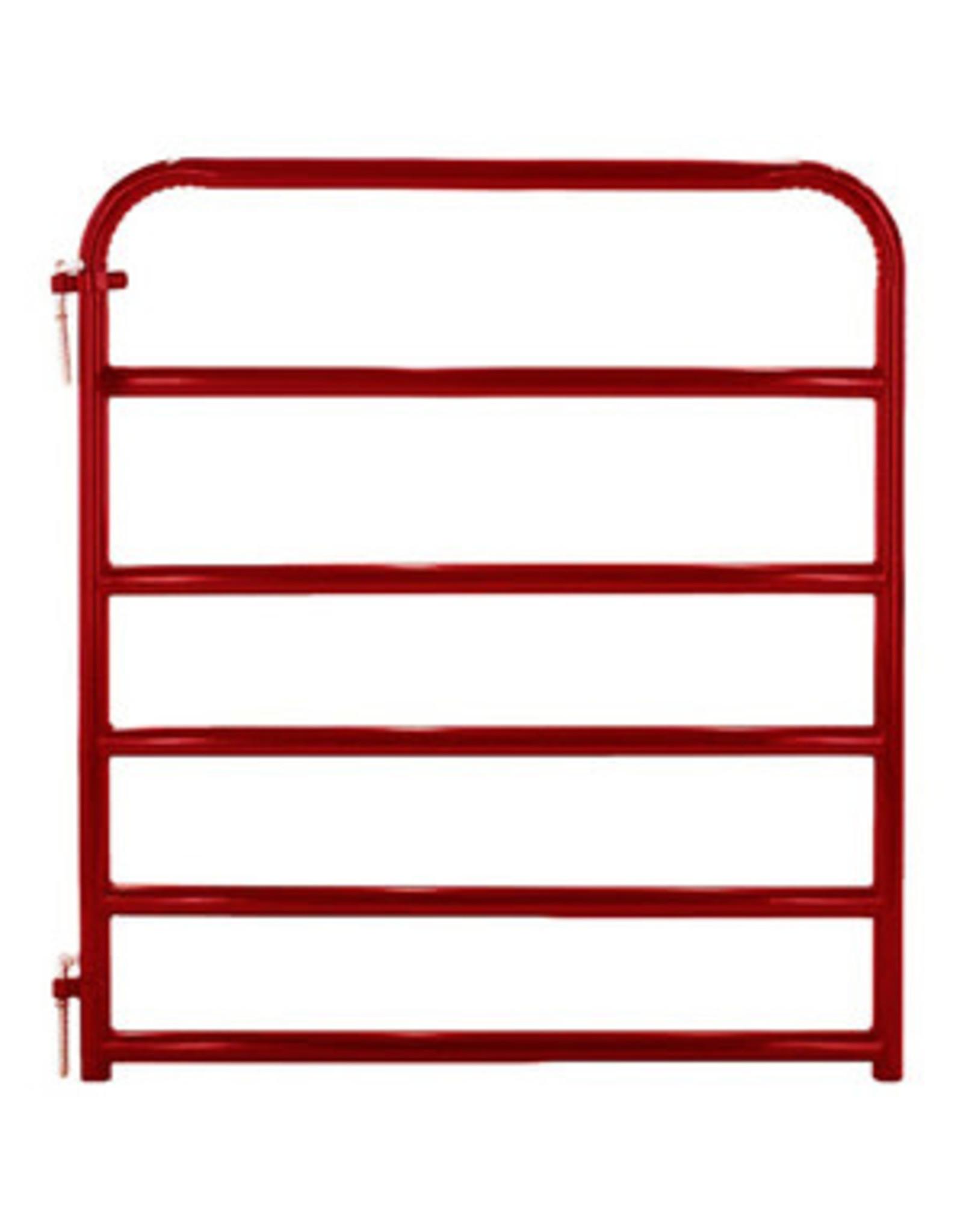 Gate, Red 6 Bar 4