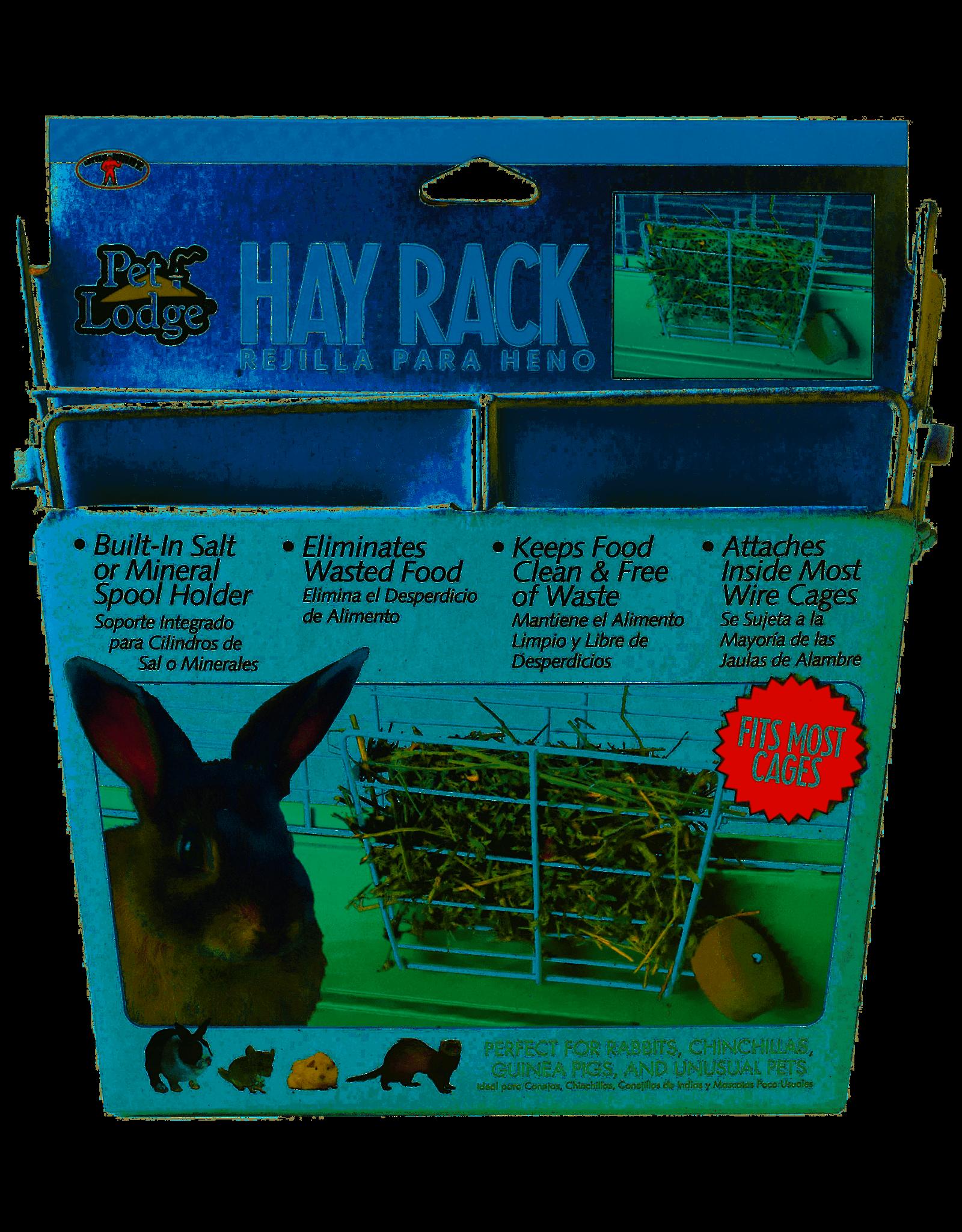 Pet Lodge Hay Rack for Rabbits