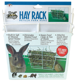 Pet Lodge Hay Rack for Rabbits