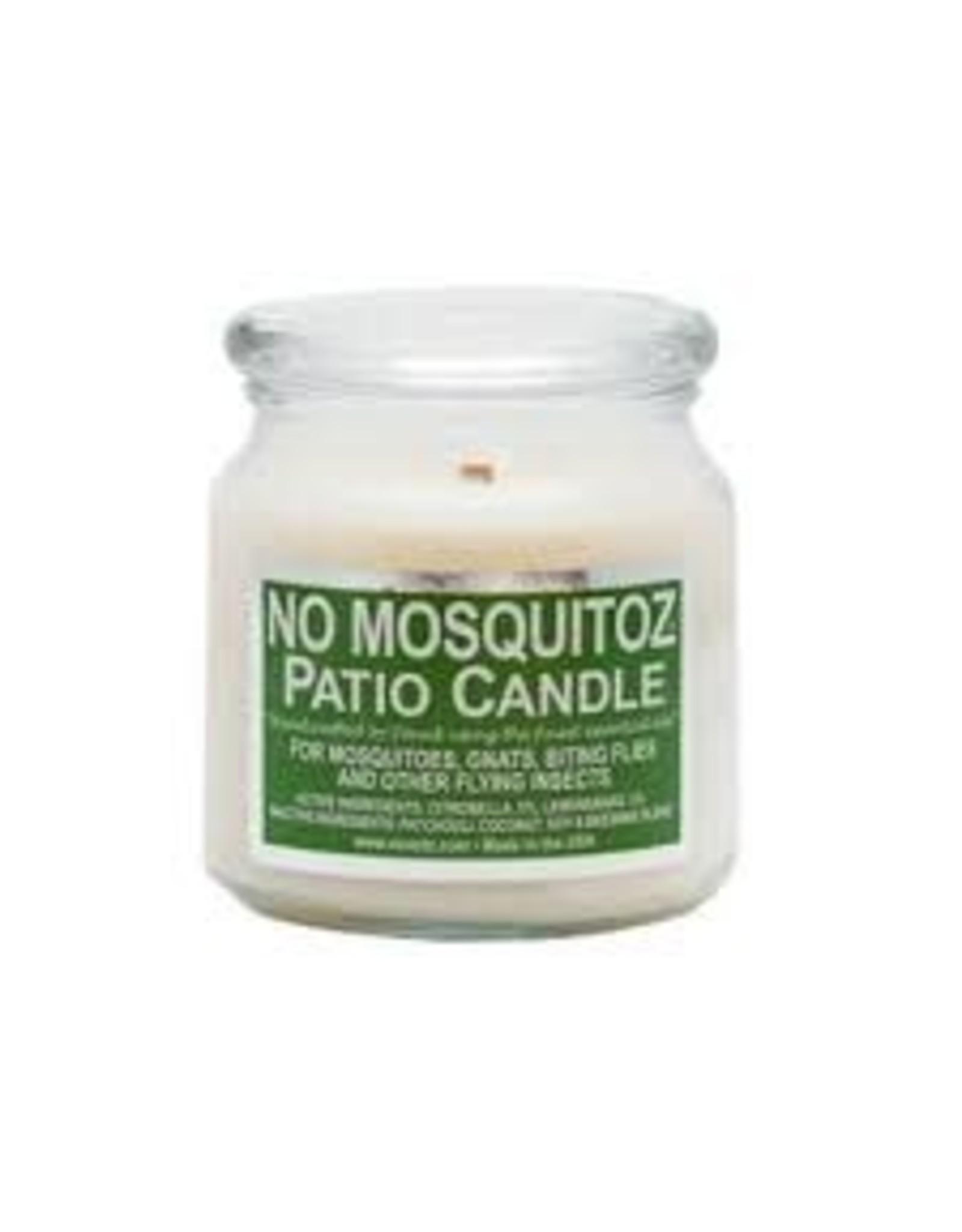 No Mosquitoz Candle 16oz