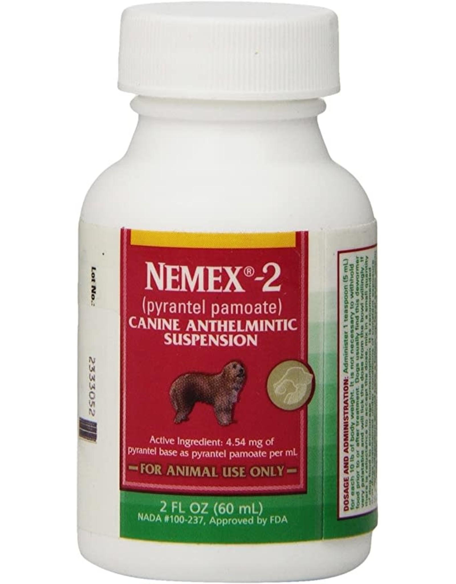 Nemex Liquid Dog Wormer 60ml