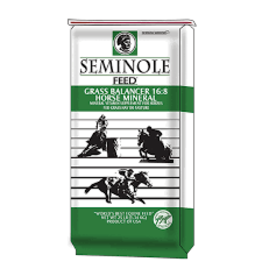 Seminole Feed 100756 MINERAL, Grass Balancer 25# loose