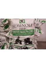 Seminole Feed 2525 Alfalfa/Timothy Cubes, Seminole ( T&a cubes )
