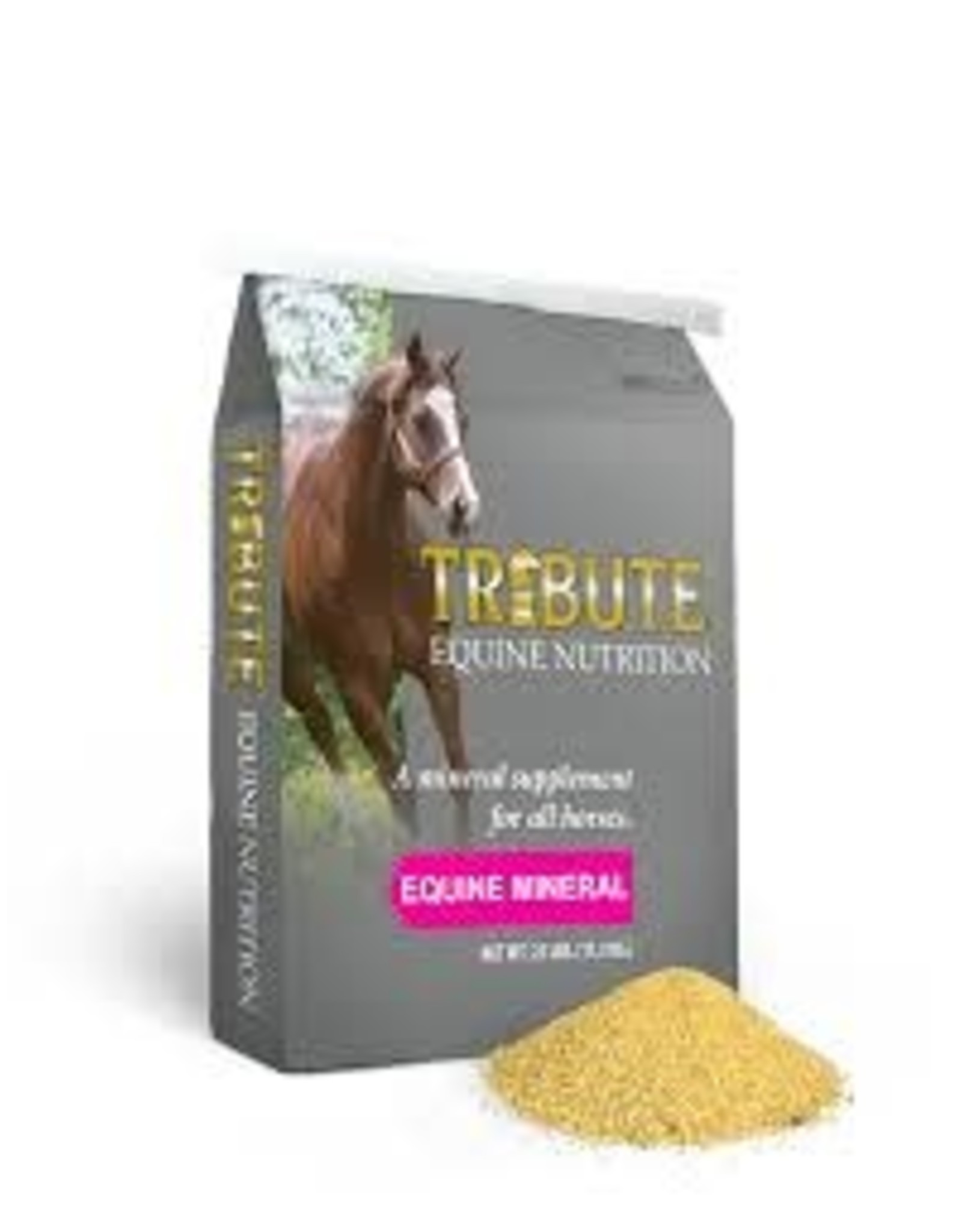 Tribute Tribute 12-8 Horse Mineral 25lb