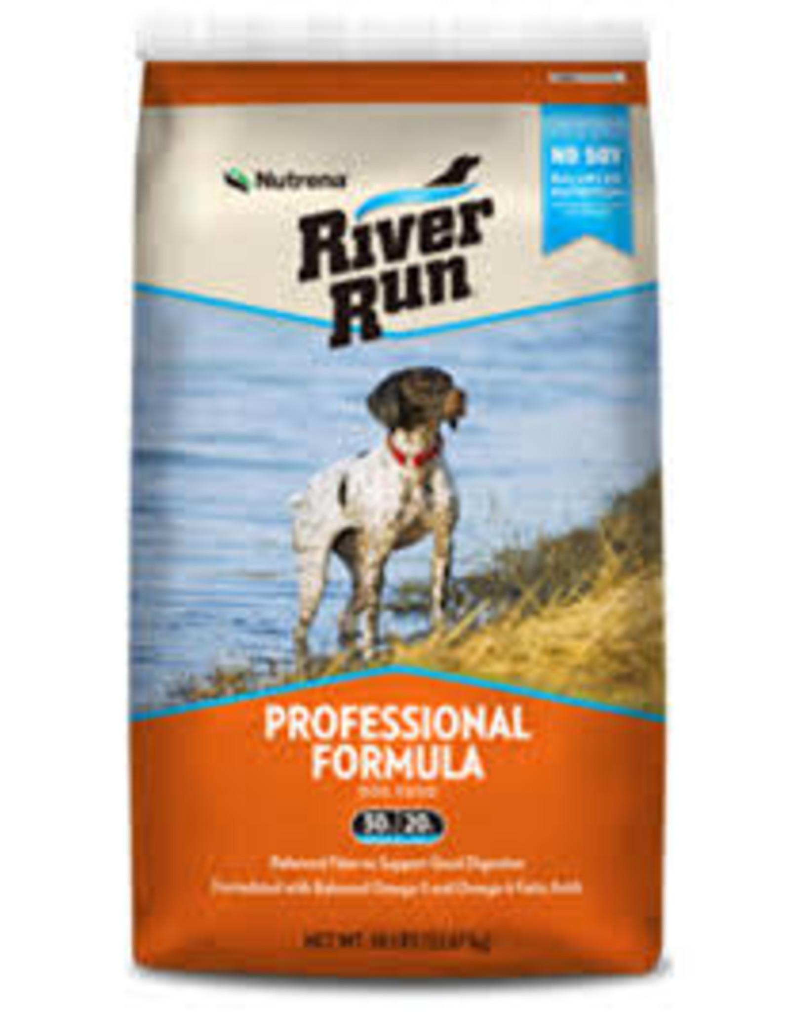 Cargill River Run Professional Formula 30-20 Dog Food  50lb