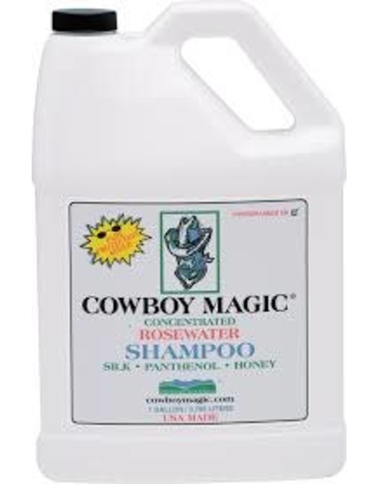 Cowboy Magic Cowboy Magic Rosewater Shampoo Gallon