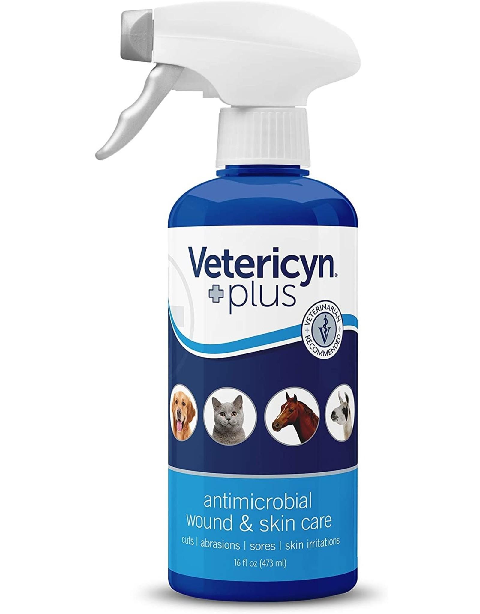 Vetericyn Vetericyn Plus Wound & Skin 16oz