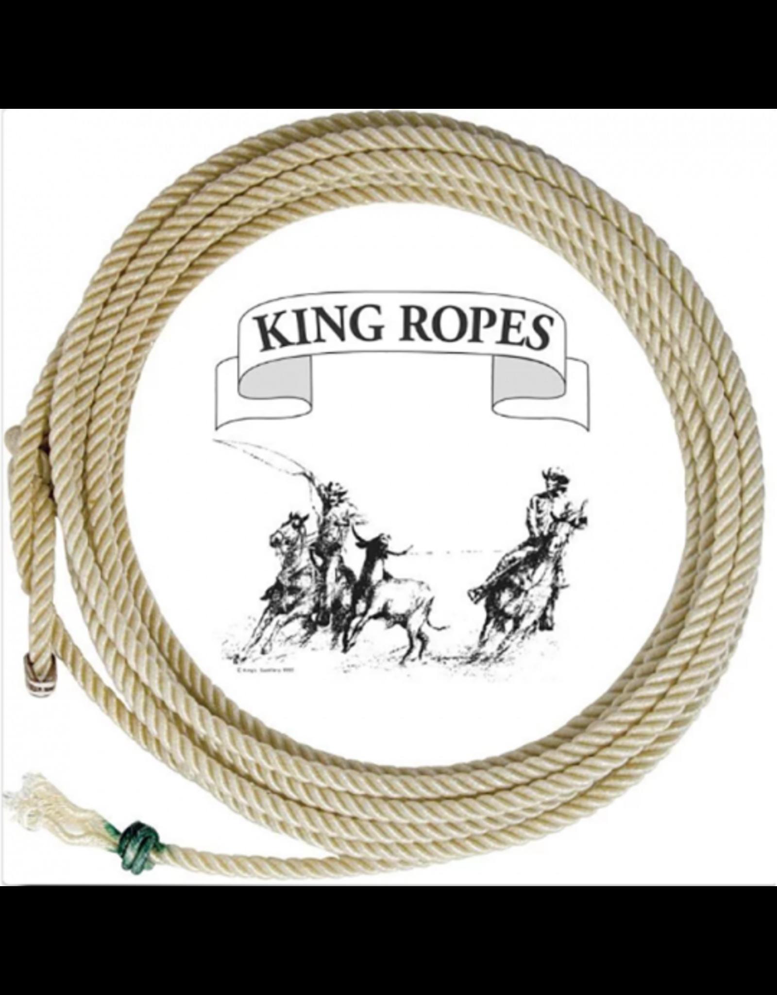 4S48T28 King Calf Rope, 10.0 Poly Tan