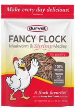 Fancy Flock Mealworm & Shrimp 20oz