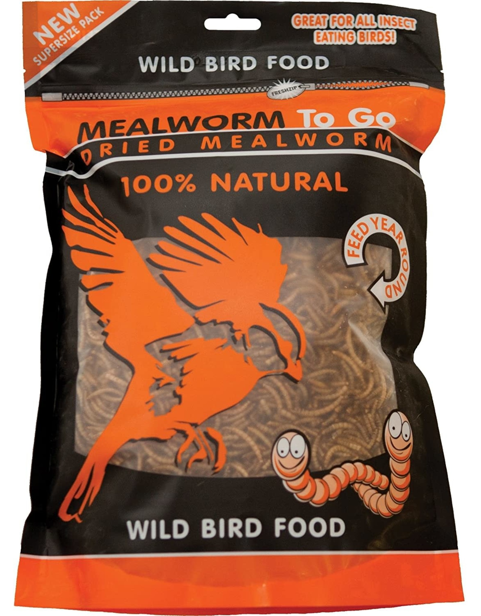 Mealworm To Go Dried 17.6oz