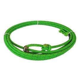 Willard Willard Green Python 4x4 Strand Calf Rope 10.0