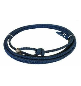 Willard Willard Blue Python 4x4  Calf Rope 10.0