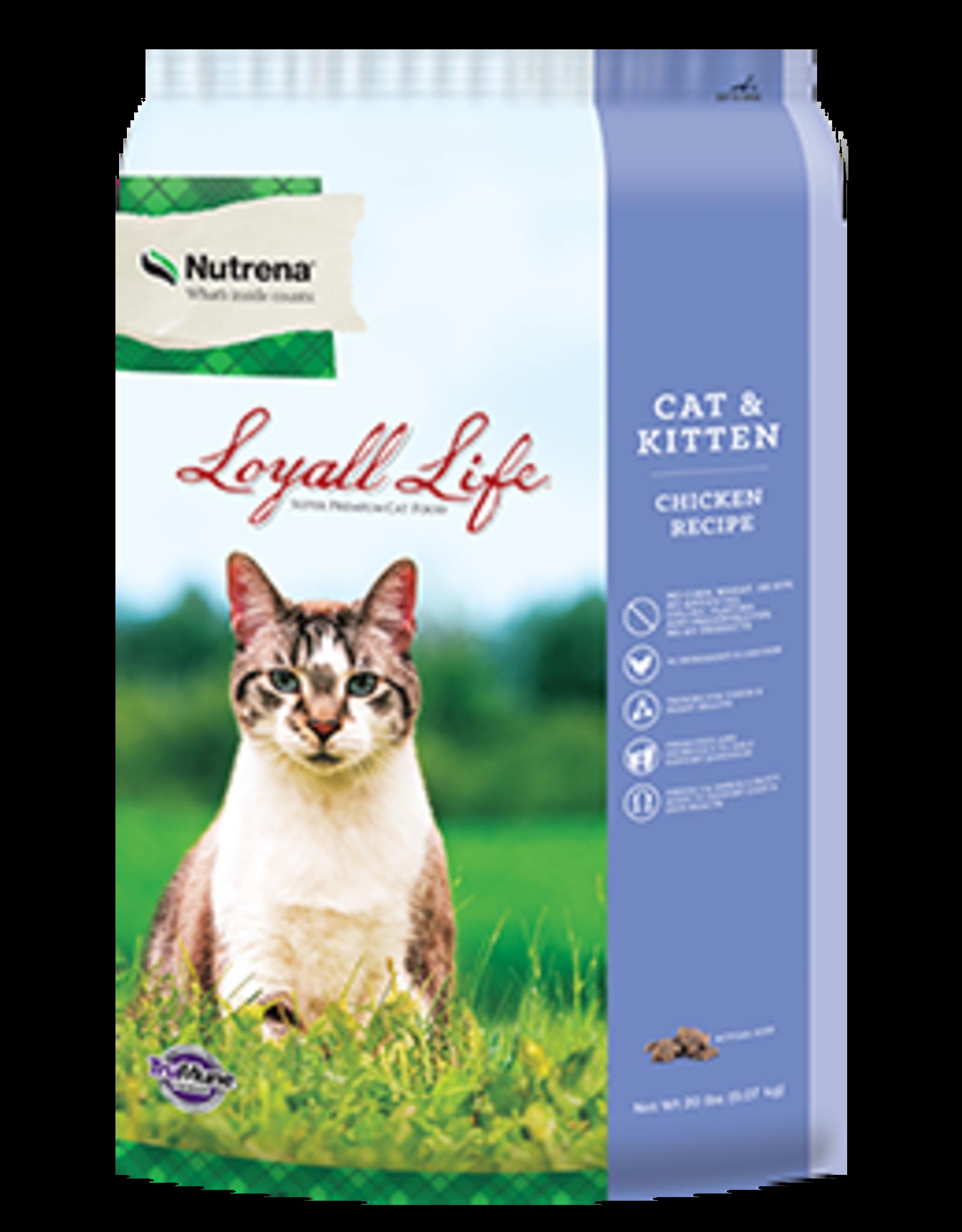 Loyall life Cat & Kitten 20lb