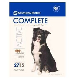 Cargill Complete Active Dog Food 27-15 50#