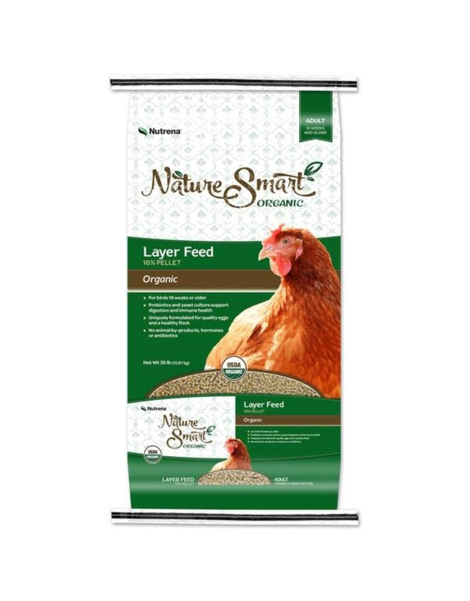 Cargill Nature Smart Organic Layer Pellet 35lb