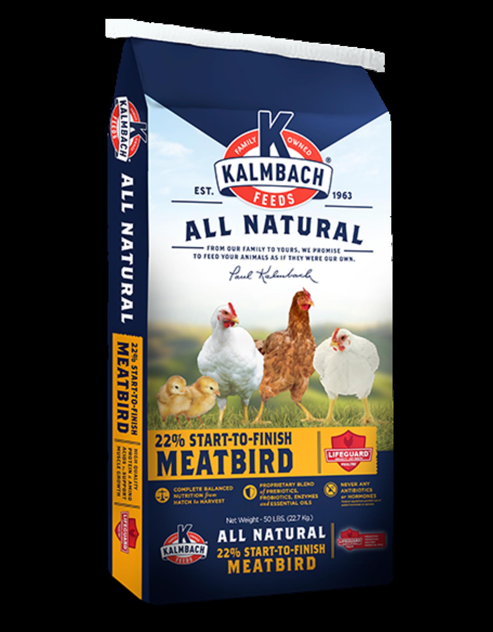 Kalmbach N1039C 22% Start-To-Finish Meatbird