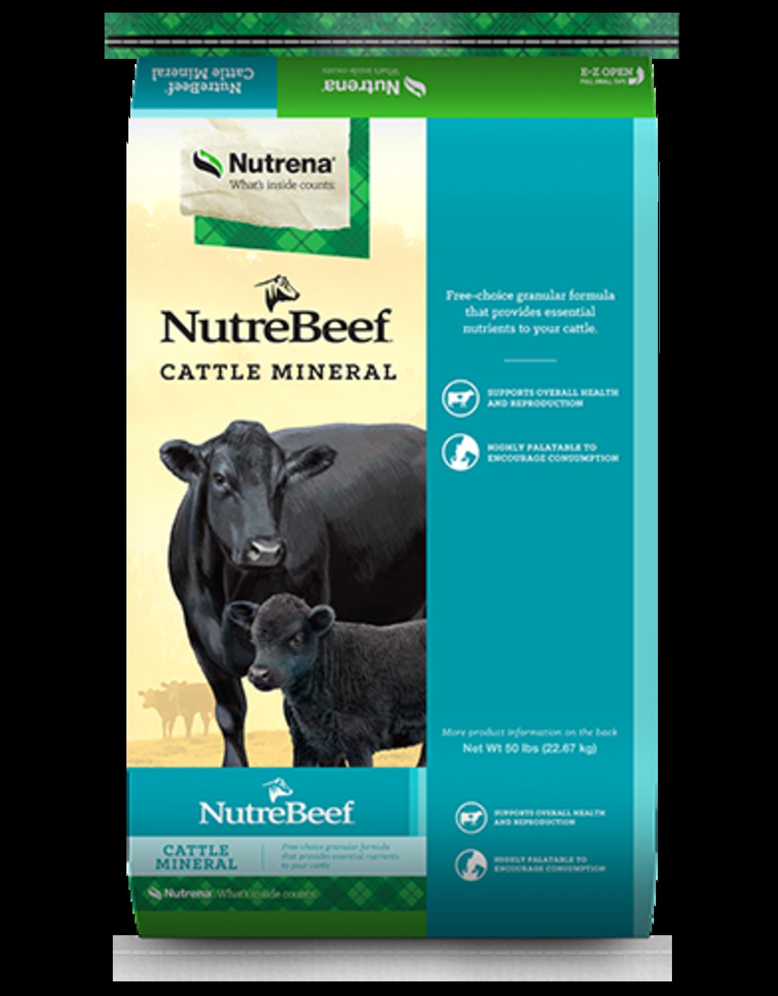 Cargill Nutrebeef Cattle Mineral 20% CTL