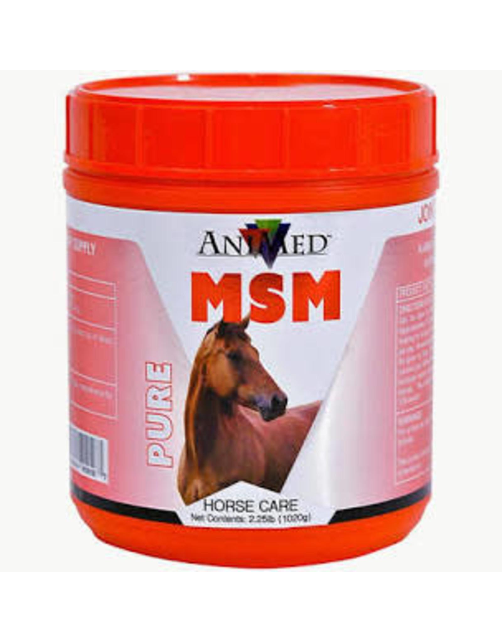 Animed MSM 2.25 lb.