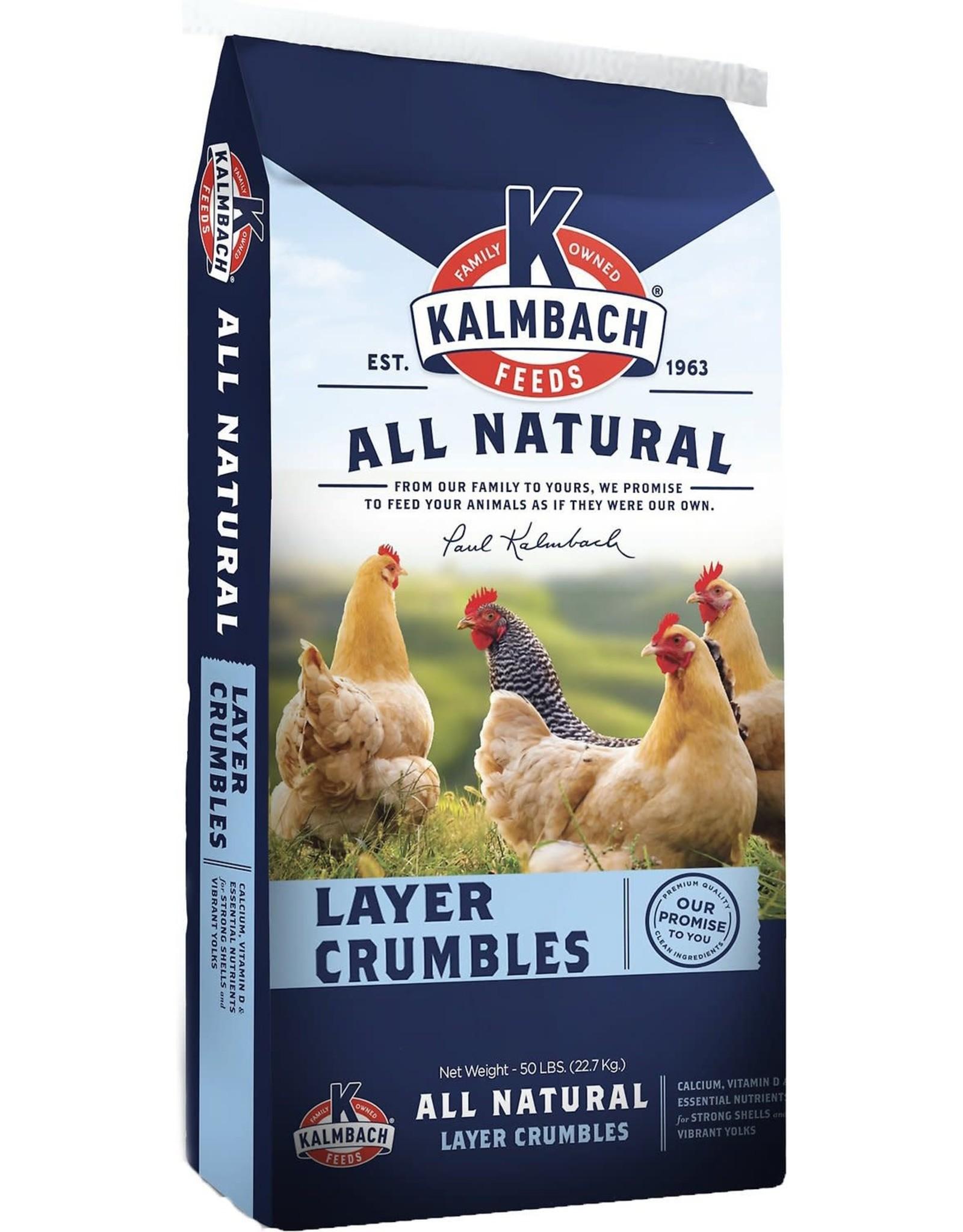 Kalmbach 1016LAYC Kalmbach Layer Crumble