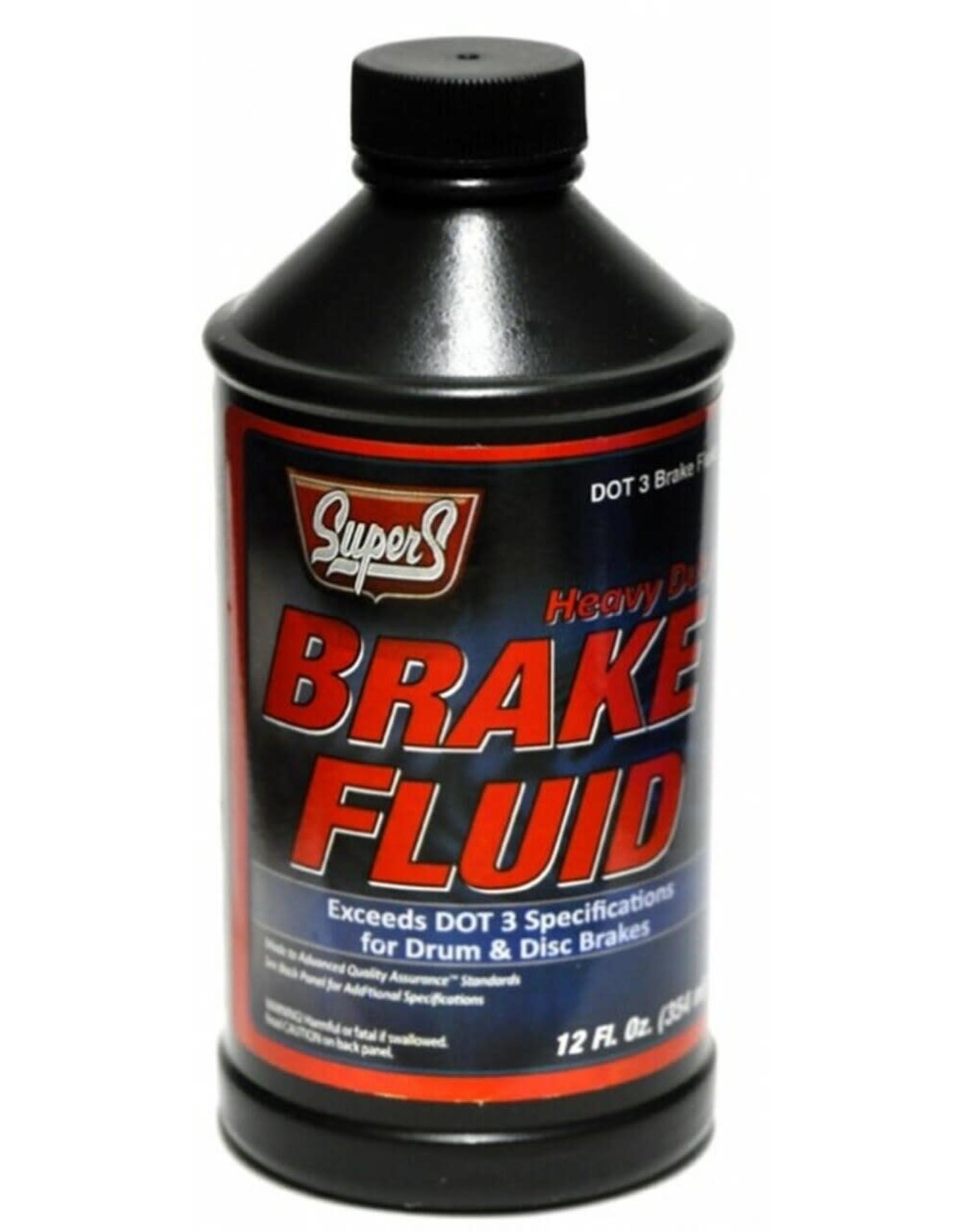 Super S Brake Fluid Qt