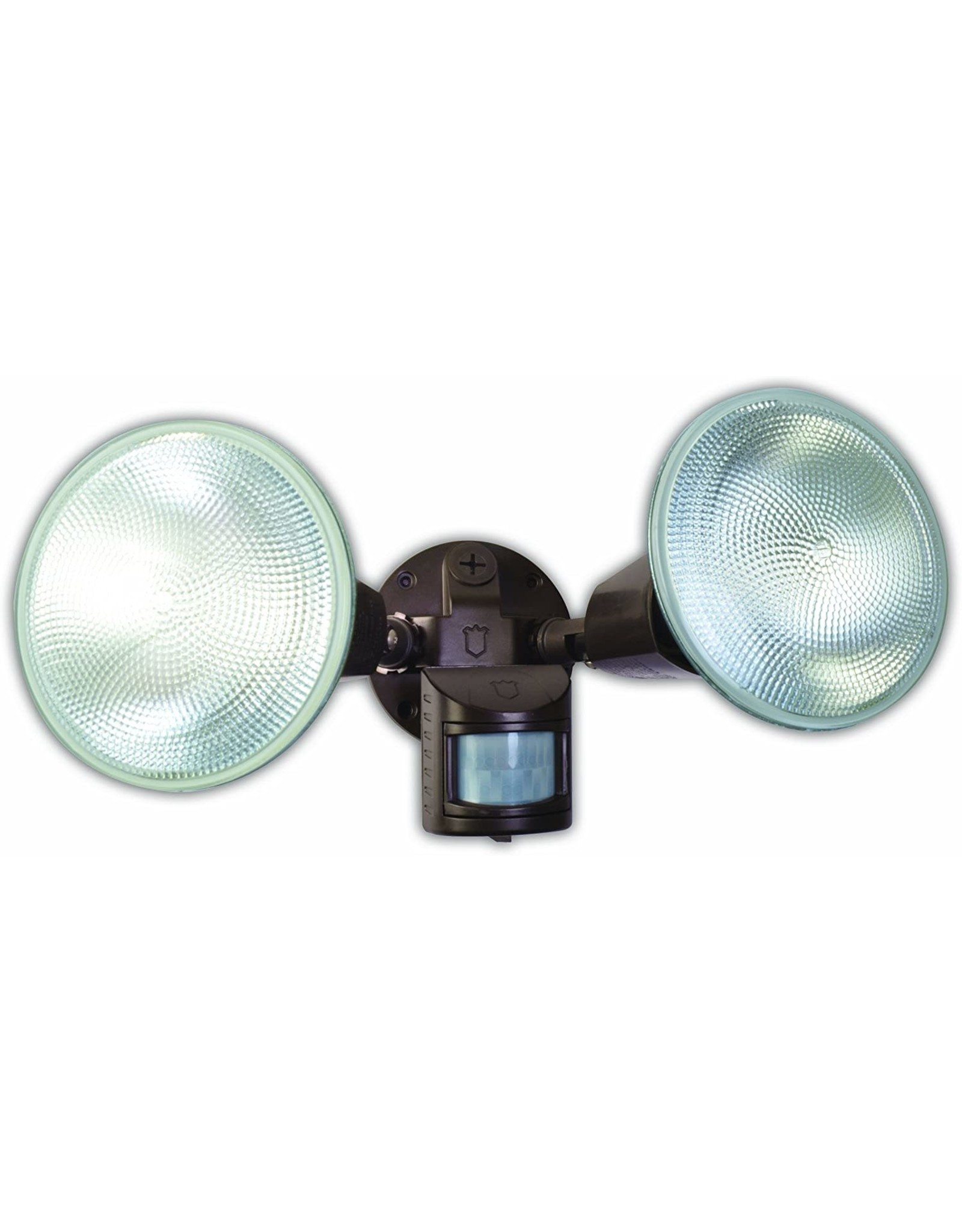 Motion Sensor Twin Flood Light