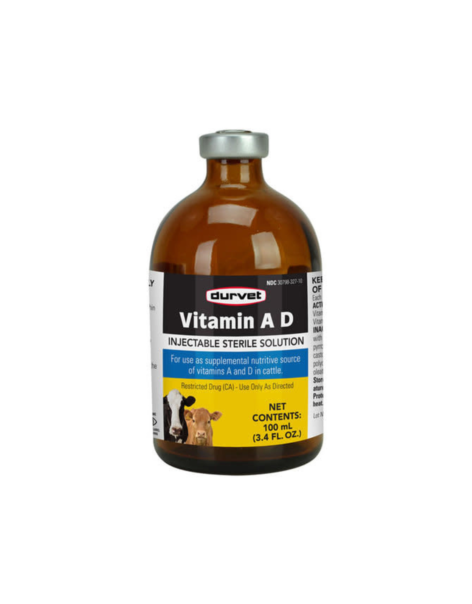 Durvet Vitamin AD 100ml