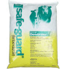 Safe Guard Cattle Pellet .05% 50lbs