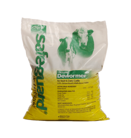 SafeGuard Safe-Guard 0.5% Pelleted Wormer 25lb