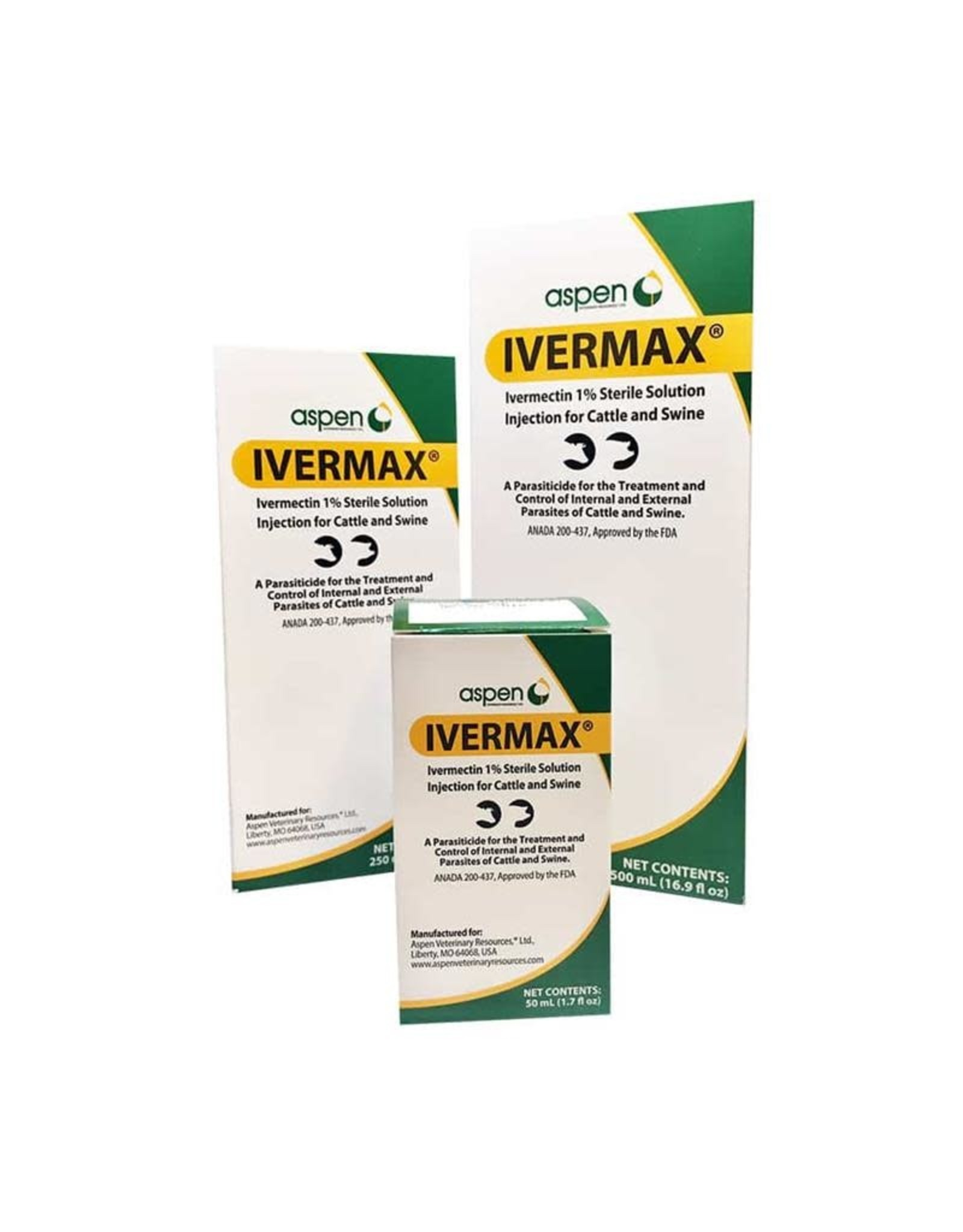 Ivermax Injectable 500ML