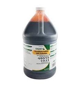 Aspen Povidone Iodine 10% solution Gallon