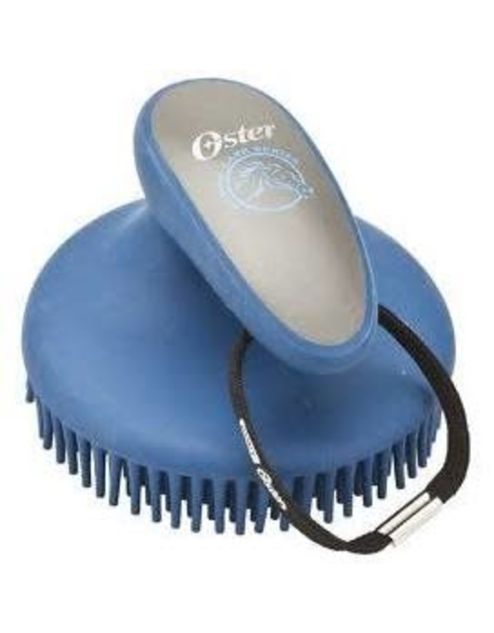 Oster Curry Comb, Oster, Rubber Blue