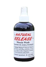 Natural Release Muscle Wash 8oz