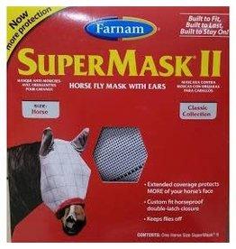 Supermask II Horse Fly Mask W/Ears